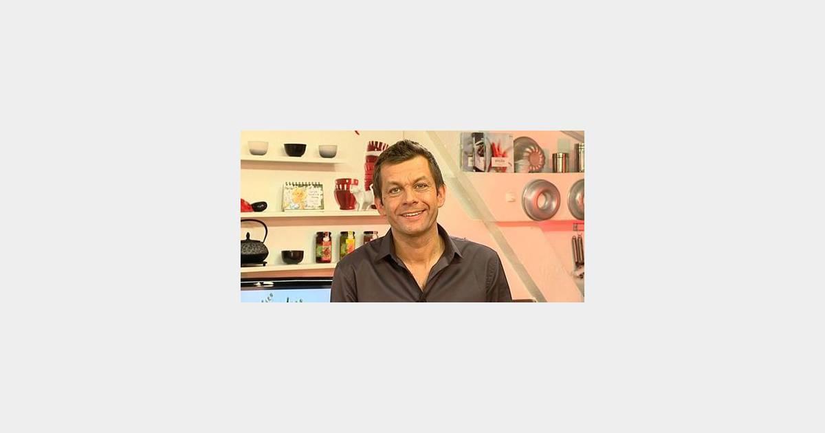 Laurent mariotte dans une mission de cuisine sur tf1 - Dernier livre de cuisine de laurent mariotte ...