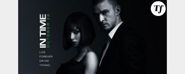 Justin Timberlake est « In Time » avec Jessica Biel