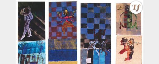 Hommages croisés à l'artiste américaine Nancy Spero à Paris