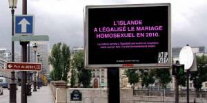 Mariage homosexuel : choisissez votre affichage pour la légalisation