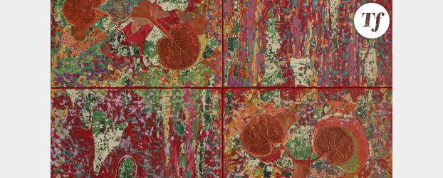 30 tableaux de  Françoise Trotabas exposés les 20 et 21 novembre à Paris