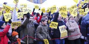 Téléthon 2011 : 25 ans de solidarité contre les maladies rares