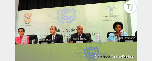 Durban : l'urgence climatique face à la lenteur diplomatique