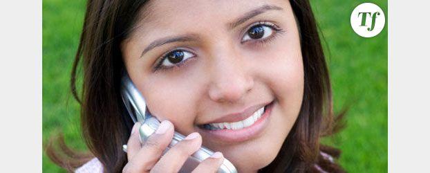 Un téléphone capable de lire sur les lèvres
