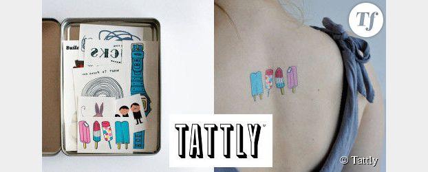 Tattly : des tatouages design et sans engagement