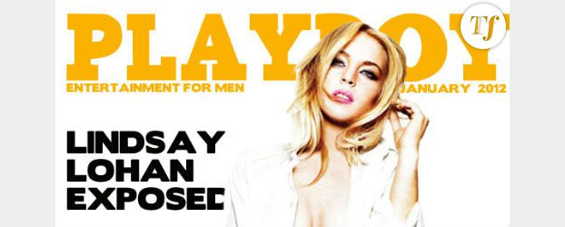 PHOTOS - Lindsay Lohan nue et sulfureuse - Premierefr