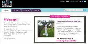 « Never liked it anyway » : un site pour revendre les cadeaux de vos ex