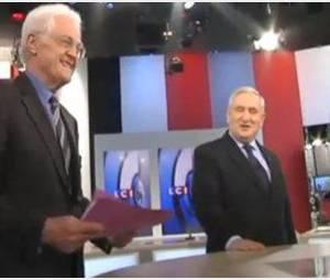 Présidentielle 2012 : LCI s'offre Jospin et Raffarin