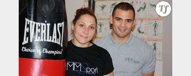 Mylène Riad et Mohamed Riad, fondateurs de MM Sports