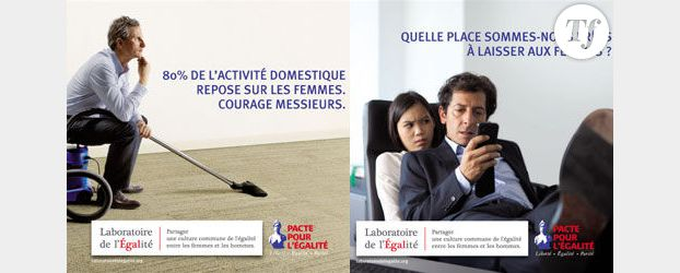 Egalité hommes-femmes : une campagne contre le sexisme en entreprise