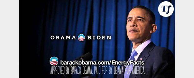 USA 2012 : une pub télé pour Barack Obama - Vidéo