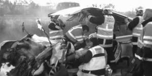 Sécurité routière : une campagne de prévention choc - Vidéo