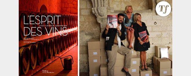 Rencontre avec Emmanuelle Ponsan-Dantin, auteure de « L'esprit des vins »