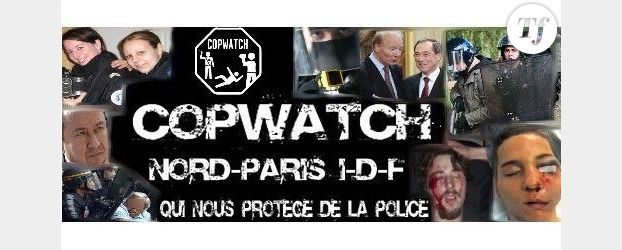 Copwatch : « L'État censure, Copwatch renaît »