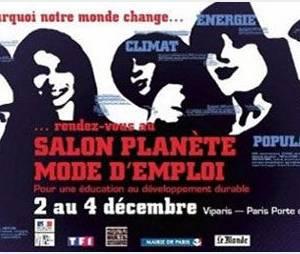 Développement durable : Salon Planète Mode d'emploi 2010 à Paris