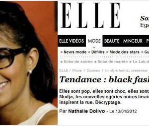 Black Fashion Power : Audrey Pulvar dénonce un « papier de merde »