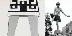 La minijupe fête ses 50 ans aux Puces de Saint-Ouen