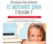 « Pourquoi les enfants n'aiment pas l'école ! », un livre de Daniel T. Willingham