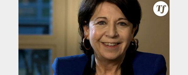 Corinne Lepage, candidate du mouvement Cap 21