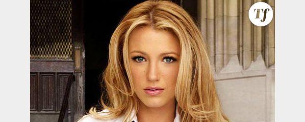 Blake Lively se confie au magazine « Elle »