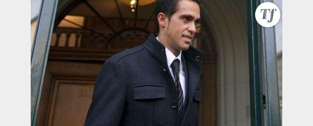 Alberto Contador est déchu pour dopage