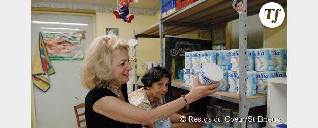 Les Restos Bébés du Cœur au secours des familles démunies