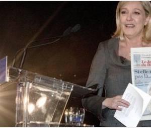 Hadopi : Marine Le Pen favorable à une licence globale