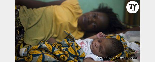 Combattre la mortalité maternelle au Burkina Faso