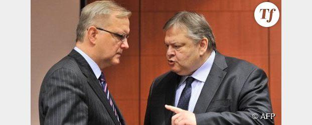 Sauvetage de la Grèce : feu vert pour une aide de 130 milliards d'euros