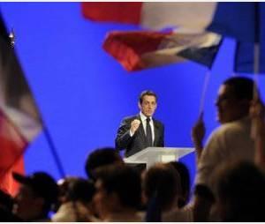 Meeting de Marseille : le candidat Sarkozy durcit le ton