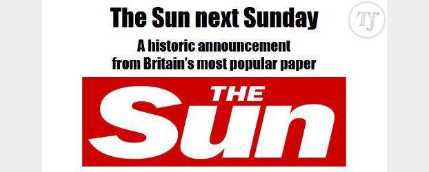 « The Sun » s'offre une édition dominicale