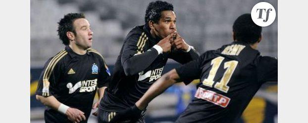 Voir en direct live streaming le match OM / Inter Milan