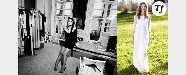 Robe de mariée 2012 : Delphine Manivet pour La Redoute