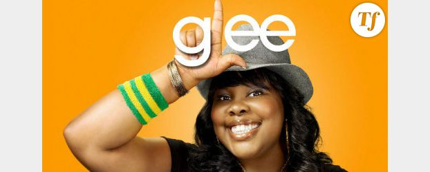 Glee : les conseils minceur d'Amber Riley