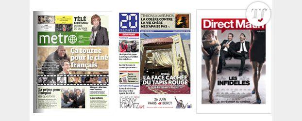2002-2012 : la presse gratuite fête ses 10 ans !
