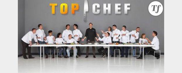 Top Chef 2012 : Scènes de ménages & routiers au menu ce soir