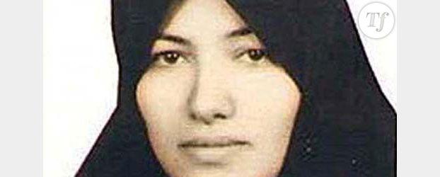 Sakineh, libérée quelques heures pour une émission de télé