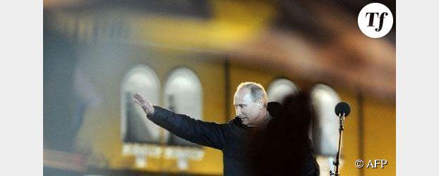 Russie : Vladimir Poutine rempile pour 6 ans au Kremlin