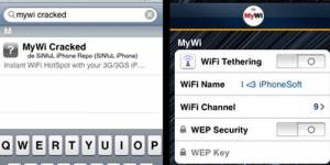 Comment surfer sur son Ipad en 3G via son Iphone avec Mywii ?