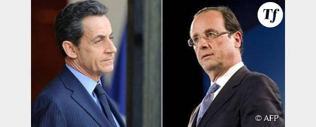 Sondage Présidentielle 2012 : Hollande et Sarkozy en recul