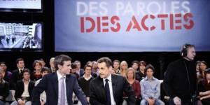 Nicolas Sarkozy sur France 2 : mea culpa du Président et annonces du candidat