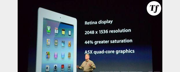 iPad 3 : date de sortie, prix & caractéristiques techniques