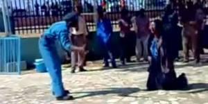 Soudan : une femme fouettée par la Police en vidéo sur YouTube