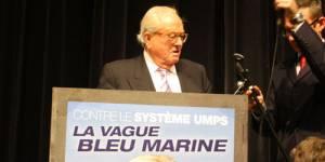 Campagne électorale du FN : coup de projecteur en région