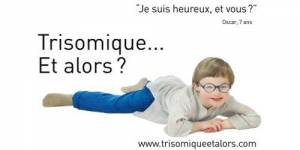 Première Journée mondiale de la trisomie le 21 mars