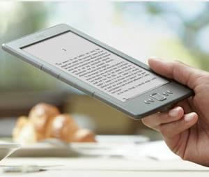Kindle Touch d'Amazon en France le 27 avril