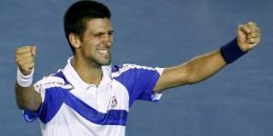Novak Djokovic  : Jeu, Set & Match face aux terroristes