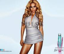 Beyoncé lance un nouveau parfum
