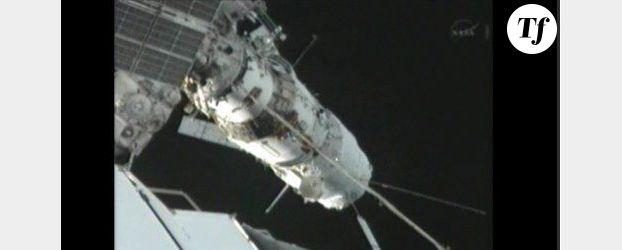 ISS : amarrage réussi pour le vaisseau cargo ATV-3