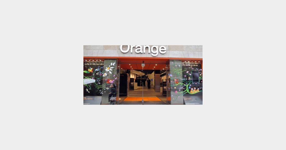 free mobile orange plaide non coupable. Black Bedroom Furniture Sets. Home Design Ideas